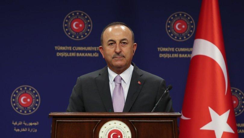 SON DAKİKA: Dışişleri Bakanı Çavuşoğlu, Azerbaycan Dışişleri Bakanı Bayramov ile görüştü