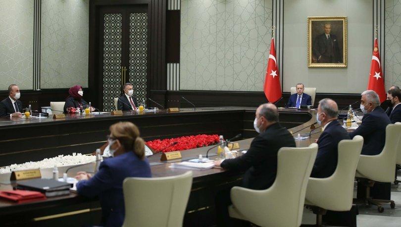 Son dakika: Cumhurbaşkanlığı Kabinesi yarın toplanacak - Haberler