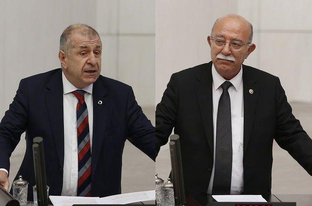 Ümit Özdağ, İYİ Parti'den ihraç edildi!