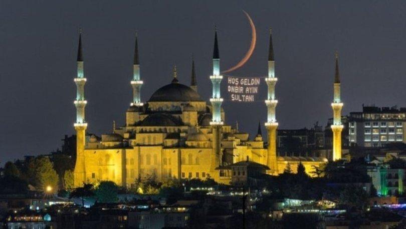 Ramazan ne zaman, hangi aylara denk geliyor? 2021 dini günler takvimi! İşte üç aylar tarihi