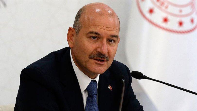 İçişleri Bakanı Süleyman Soylu, Habertürk TV'ye açıklamalarda bulundu