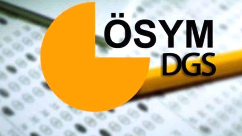 ÖSYM DGS ek tercih sonuçları tarihi! Dikey Geçiş Sınavı ek tercih sonuçları ne zaman açıklanacak?