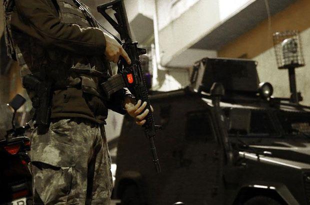Erzurum merkezli 5 ilde uyuşturucu operasyonu