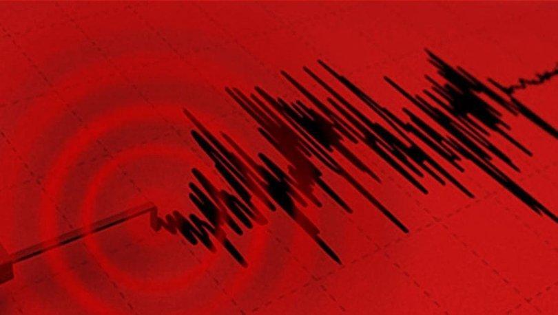 Deprem mi oldu, nerede? 17 Kasım AFAD - Kandilli son depremler listesi