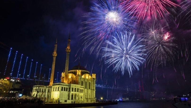 2021 resmi tatil günleri: Yılbaşı hangi gün?