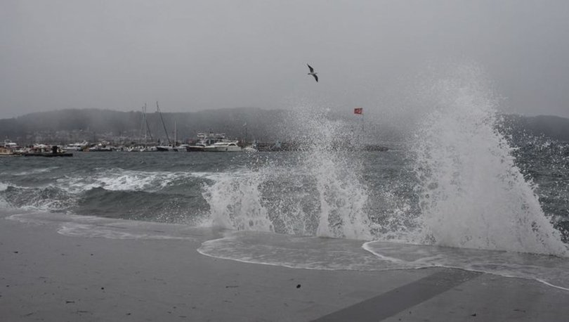 UÇURACAK! Meteoroloji'den son dakika uyarısı: İstanbul'da etkileniyor - Hava Durumu