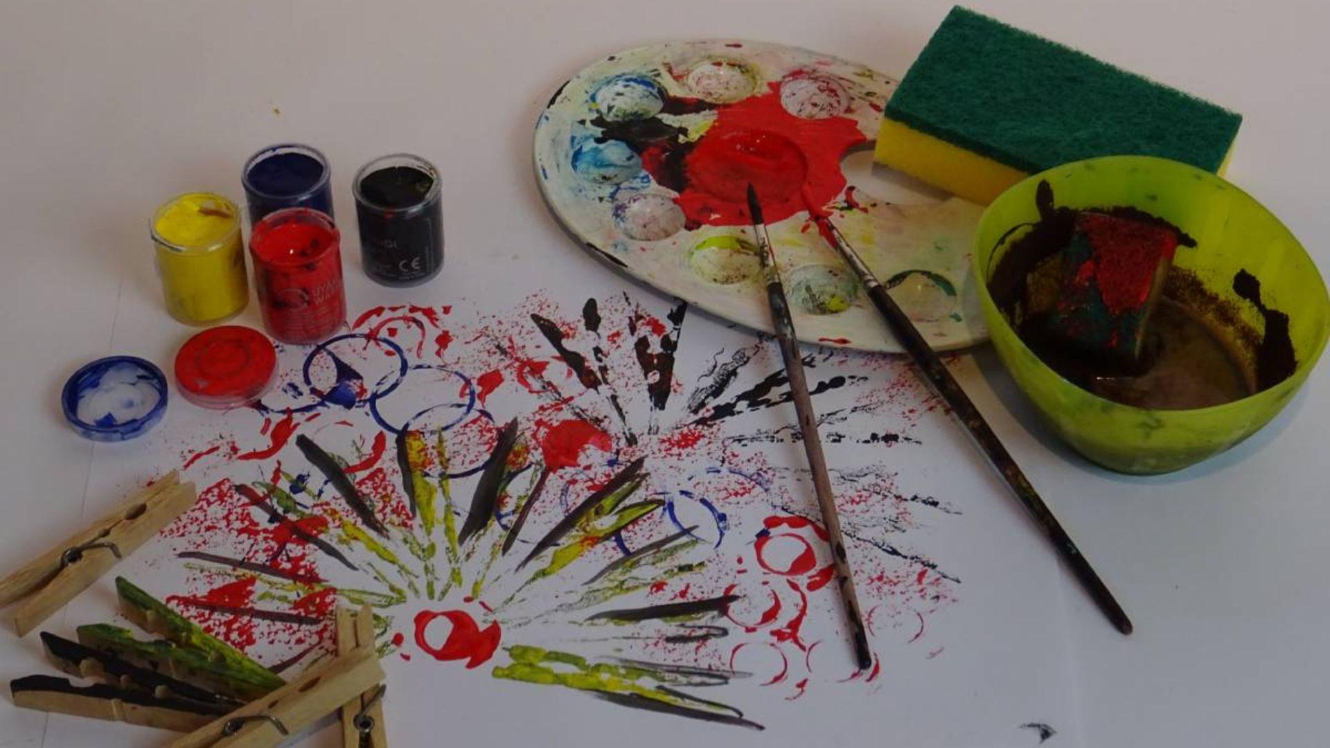 Çocuklar ara tatilde sanatla buluşacak