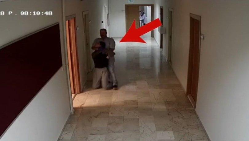 Son dakika DEHŞETE DÜŞÜREN görüntü: Engelli gence korkunç şiddet! - Haberler