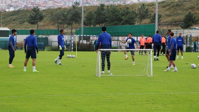 Trabzonspor'da Erzurumspor maçı hazırlıkları sürüyor