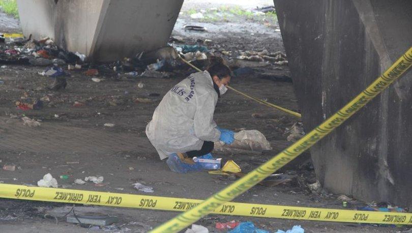 İzmir'de yanmış cansız beden bulundu