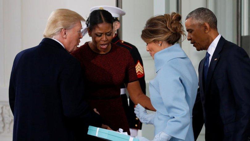 Michelle Obama'dan Trump'a çağrı: Bu bir oyun değil - Haberler