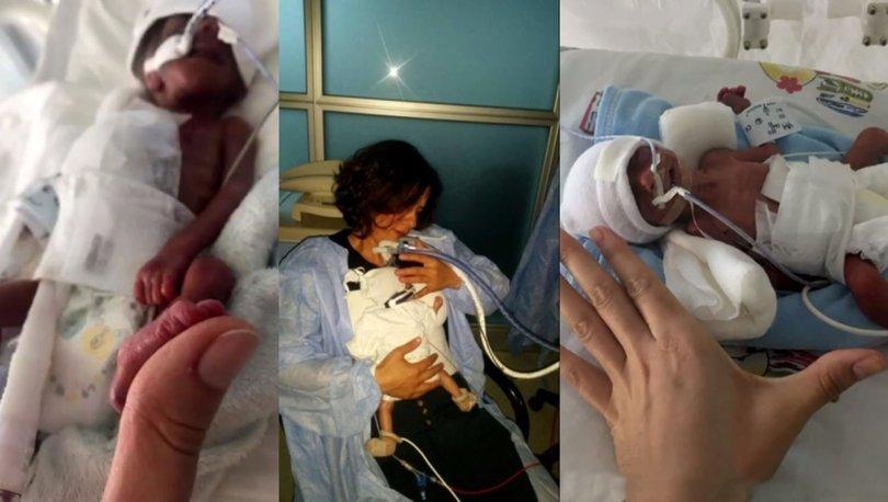 Erken doğan bebeklerin videosu Avrupa'da ödül aldı - HABERLER