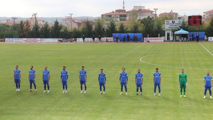 Ergene Velimeşespor'da 7 futbolcunun koronavirüs testi pozitif