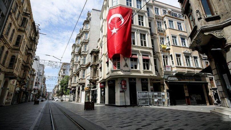 Sokağa çıkma yasağı hafta sonu var mı? 21 - 22 Kasım İstanbul