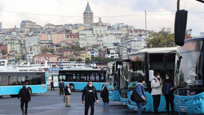 Son dakika korona haberi... İstanbul'da yeni koronavirüs kısıtlamaları! Yasak gelecek mi?