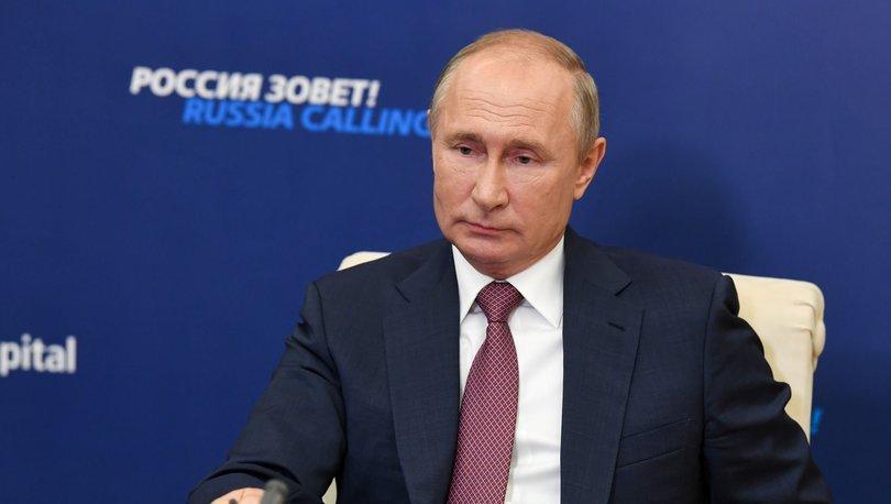 SON DAKİKA: Putin: Dağlık Karabağ anlaşması hem Azerbaycan'ın hem de Ermenistan'ın çıkarına!