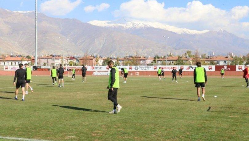 24Erzincanspor'da 5 futbolcunun Covid-19 testleri pozitif çıktı