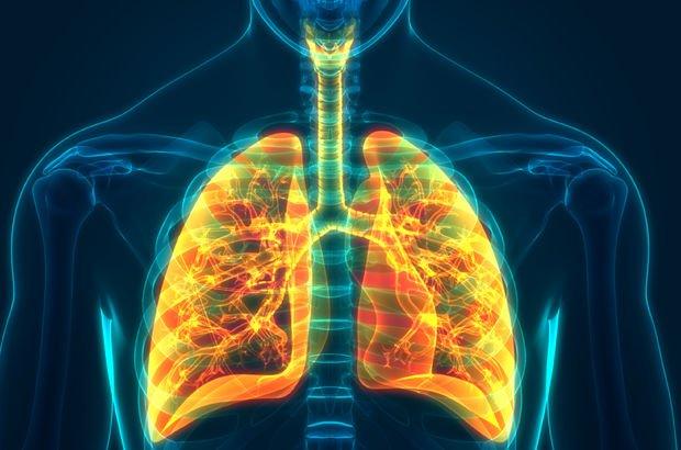 Akciğer kanserinin en önemli belirtisi!