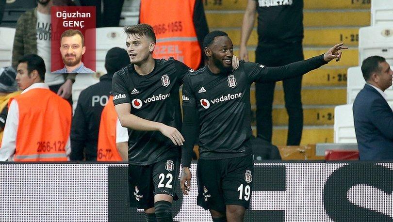 Beşiktaş'ta gözler Ljajic ve N'Koudou'da!