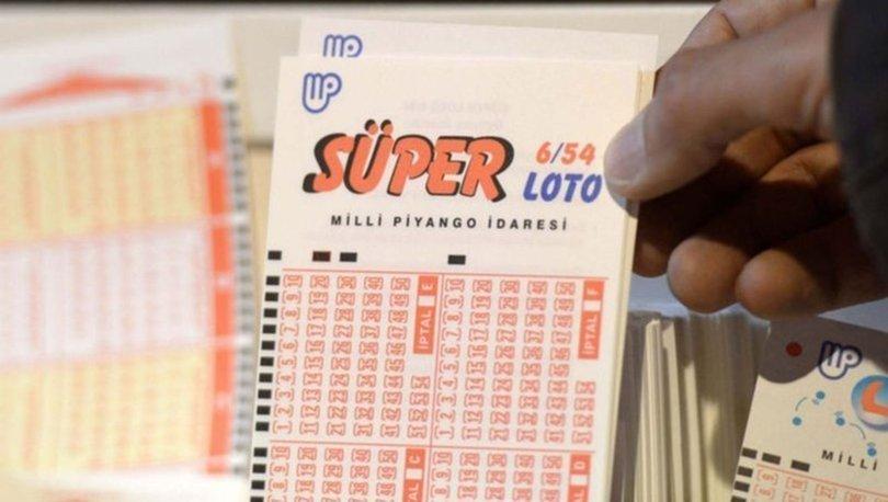 SON DAKİKA: 17 Kasım Süper Loto sonuçları açıklandı - Süper Loto çekiliş sonucu sorgulama ekranı! Büyük ikram