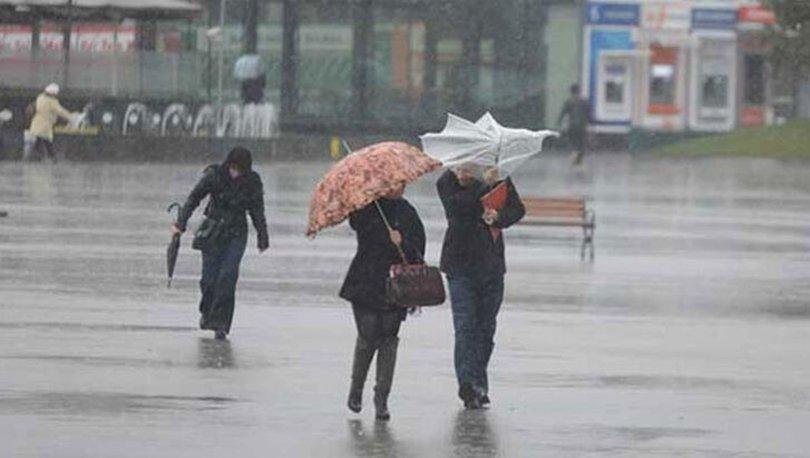 Rüzgara dikkat! 18 Kasım İstanbul'da hava nasıl olacak? 18 Kasım 2020 detaylı hava durumu