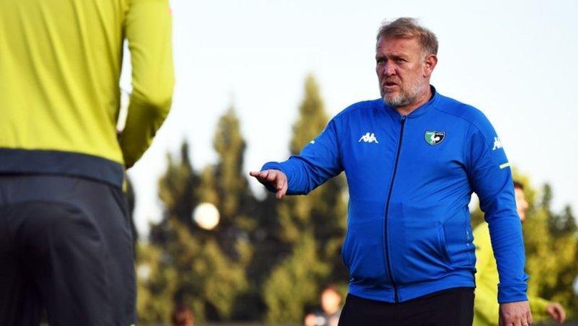 Robert Prosinecki: Kazanmaktan başka şansımız yok