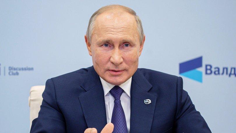 Rusya Devlet Başkanı Putin'e ömür boyu dokunulmazlık tasarısı ilk oylamayı geçti! - Haberler