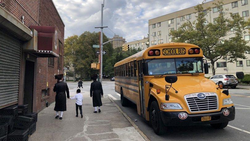 New York kentinde okullar koronavirüs nedeniyle yeniden kapanacak - Haberler
