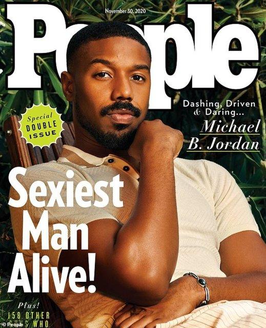 Son dakika... People dergisi derledi. İşte en seksi erkekler! - Haberler