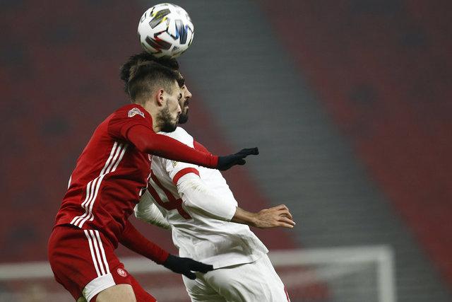 Son dakika: Milli Takım'ın UEFA Uluslar Ligi macerası da son sırada bitti