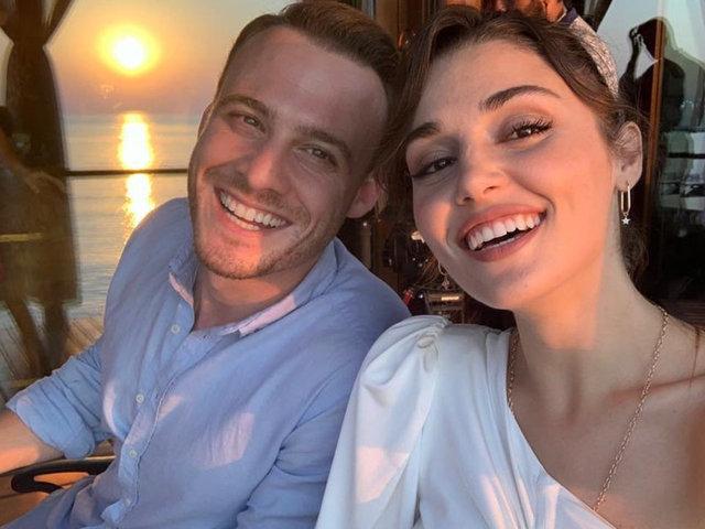 Hande Erçel: Daha büyük bir kutlama hayal edemiyorum - Magazin haberleri