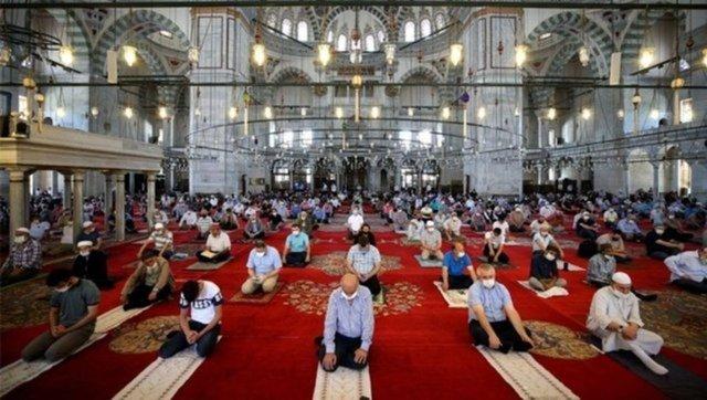 20 Kasım Cuma namazı ne zaman, saat kaçta? İstanbul, Ankara, İzmir cuma namazı saatleri