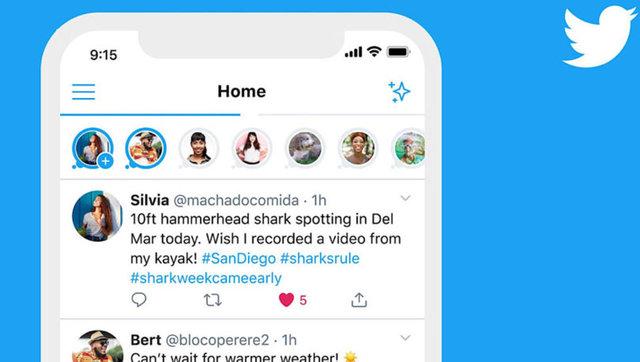 Twitter hikaye özelliği nasıl yapılır? Twitter story özelliği açıldı! Twitter Fleets nedir ve nasıl kullanılır?