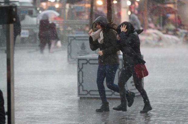 Yağmura ve rüzgara dikkat! 19 Kasım 2020 detaylı hava durumu