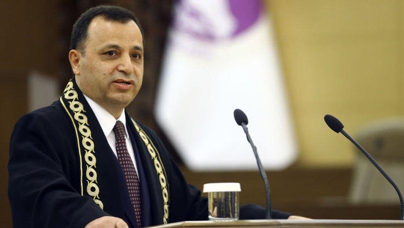 Son dakika: AYM Başkanı Zühtü Arslan karantinaya girdi - Koronavirüs haberi