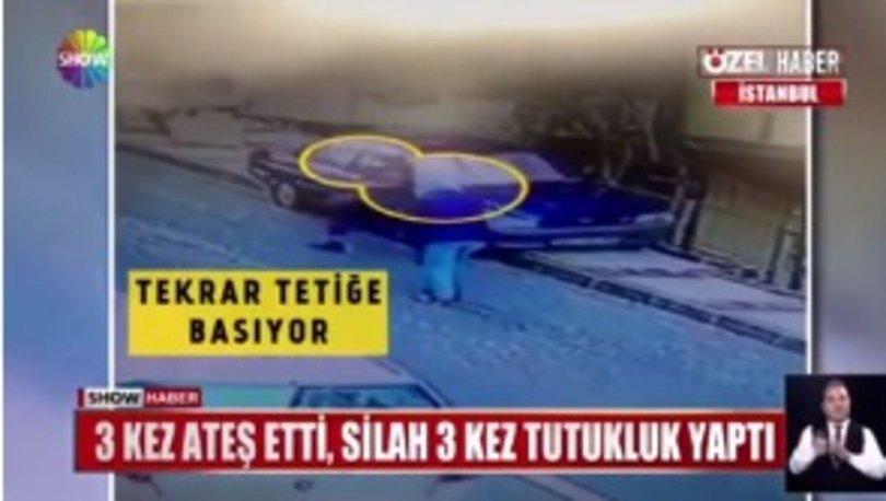 Son dakika kadına şiddet haberi... Silah 3 kez tutukluk yaptı, genç kadın 3 kez ölümden döndü   VİDEO
