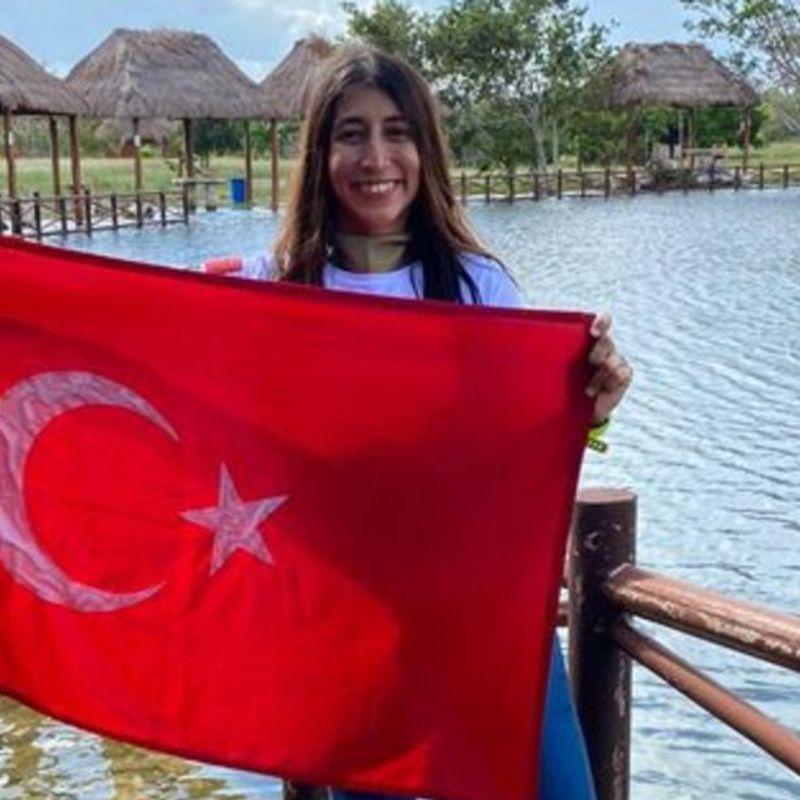 Fatma Uruk kimdir, kaç yaşında, ne sporu yapıyor? Dünya rekoru kıran Fatma Uruk'un biyografisi