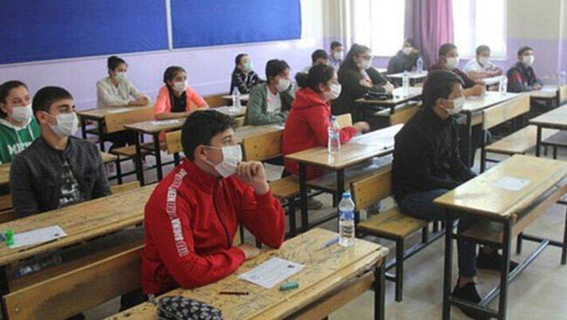 Sınavlar ertelendi mi? Yüz yüze sınavlar iptal mi olacak? MEB son dakika açıklaması