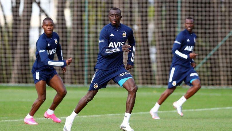 Fenerbahçe, Gençlerbirliği maçının hazırlıklarını sürdürdü