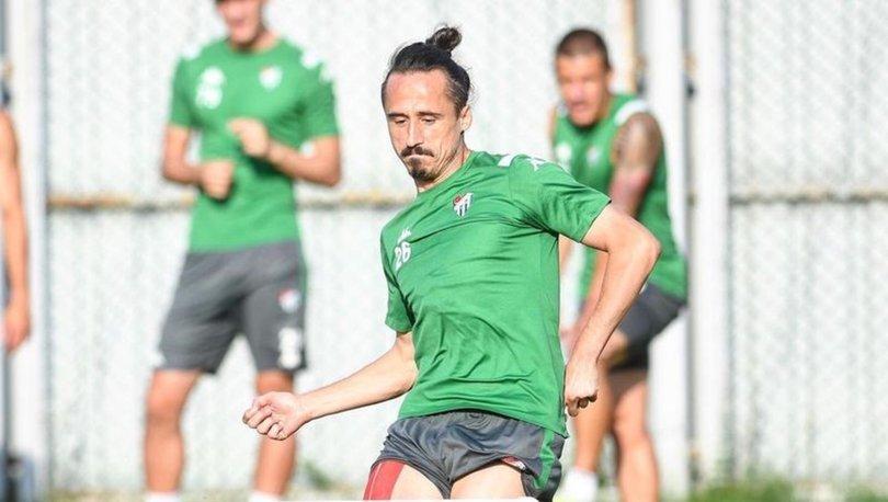 Serdar Özkan Bursaspor'la olan sözleşmesini feshetti