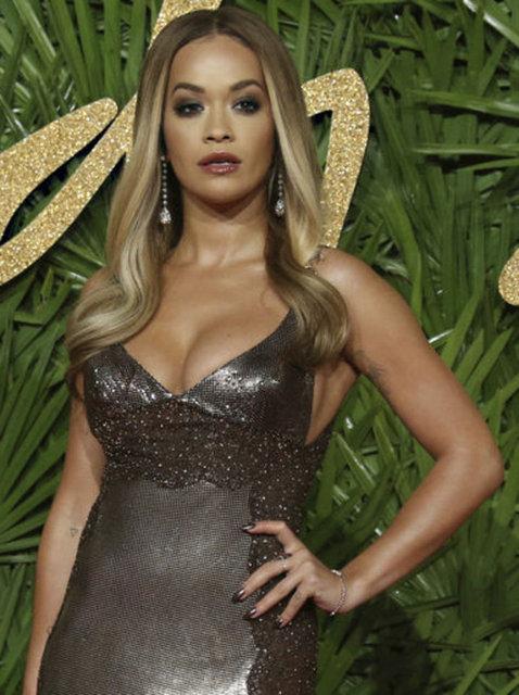 Rita Ora'nın serveti 20 milyon sterlin! - Magazin haberleri