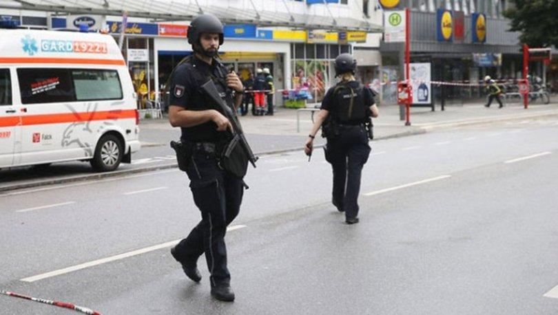 Son dakika... Almanya'nın Oberhausen kentinde bıçaklı saldırı: Yaralılar var