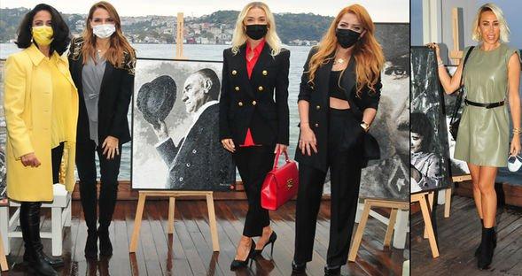 'Atatürk' temalı sergi