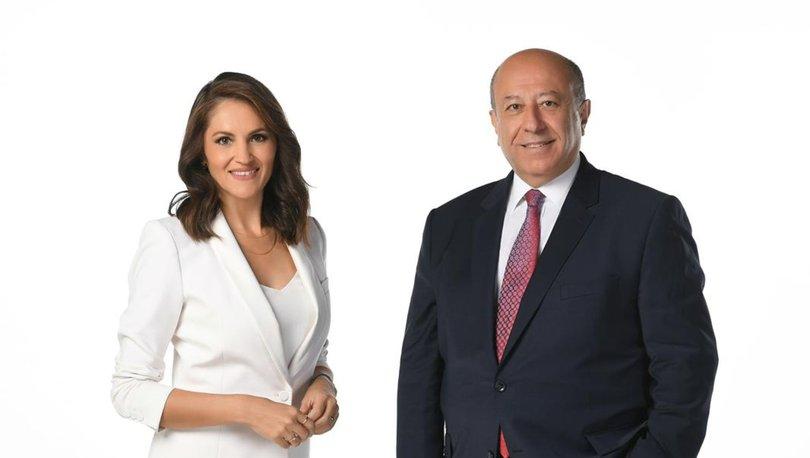Serap Belet ve Muharrem Sarıkaya ile 'Olaylar ve Görüşler' Habertürk TV'de