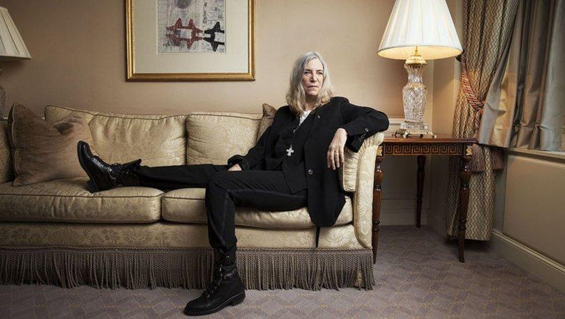 Patti Smith'ten yeni kitap 'Maymun Yılı'