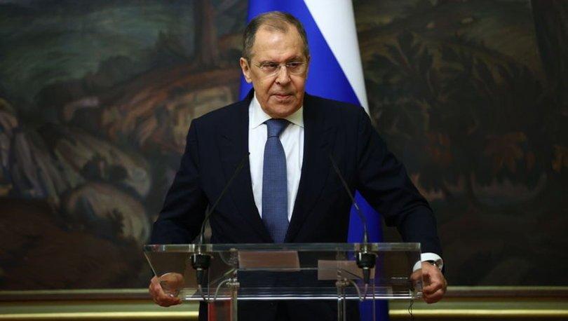 Son dakika Lavrov'dan Dağlık Karabağ açıklaması!