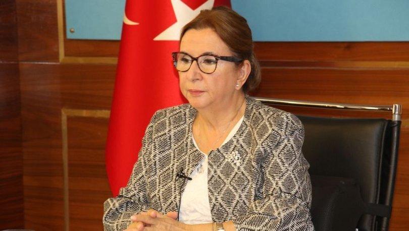 Bakan Ruhsar Pekcan'ın annesi hayatını kaybetti - Haberler son dakika