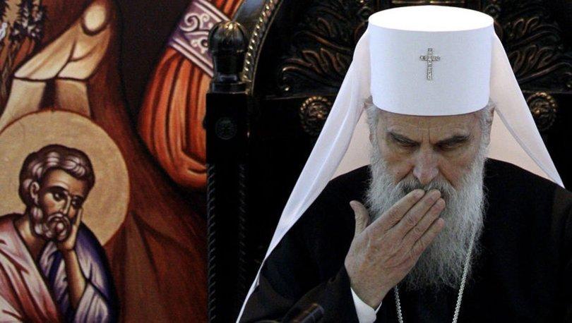 Sırp Ortodoks Kilisesi Patriği Kovid-19 nedeniyle hayatını kaybetti!
