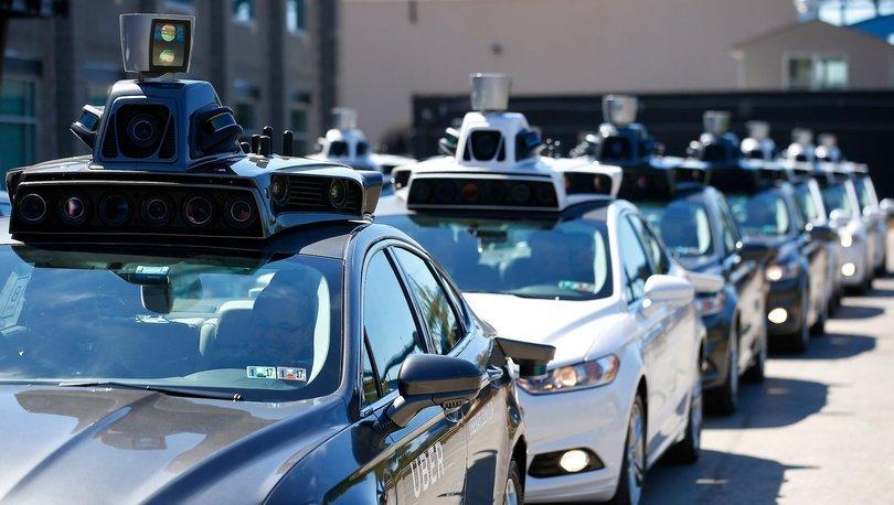 Uber'den otonomda işbirliği sinyali