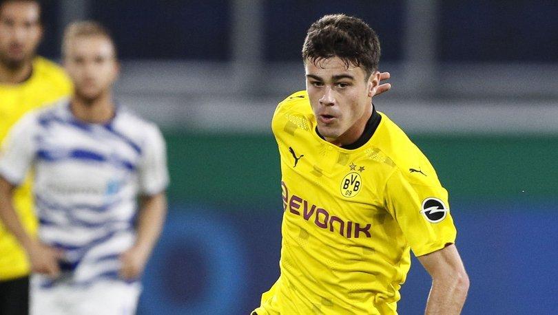 Borussia Dortmund, 18 yaşındaki Reyna'nın sözleşmesini yeniledi